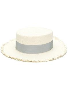 плетеная шляпа  Federica Moretti