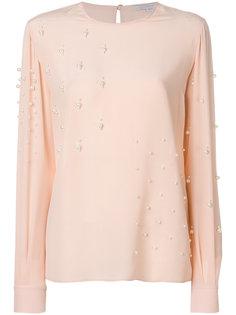 декорированная блузка  Stella McCartney