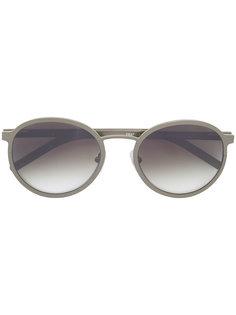 солнцезащитные очки в круглой оправе Blyszak