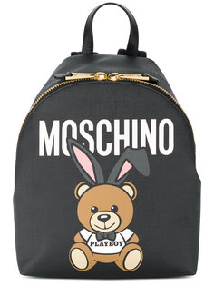 рюкзак Playboy Toy Bear Moschino