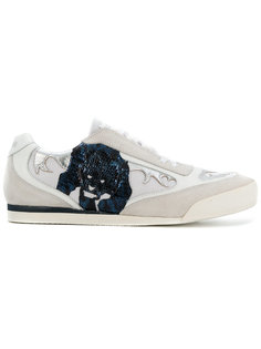 panther patch sneakers Just Cavalli