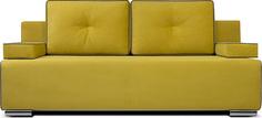 Диван Сан-Паулу Velvet Yellow