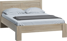 Кровать Кантри-1 Дуб Сонома