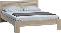 Кровать Кантри-2 Дуб Сонома