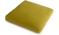 Подушка Варшава Velvet Yellow