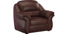 Кресло кожаное Болье-359