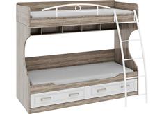 Кровать детская двухъярусная Прованс-002