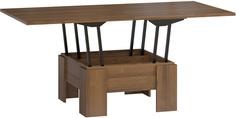 Журнальный стол Оптимус-1 Орех Экко (трансформер)