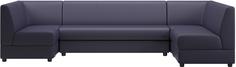 Диван модульный Кельн-3 Violet