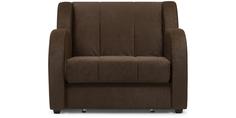 Кресло-кровать Борнео Velvet Brown
