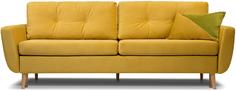 Диван Норфолк Velvet Yellow