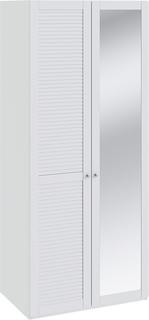 Распашной шкаф Ривьера левый