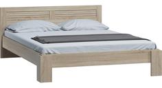 Кровать Кантри-3 Дуб Сонома