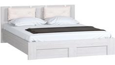 Кровать Рейкьявик-3 Белая лиственница