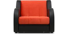 Кресло-кровать Борнео Velvet Orange