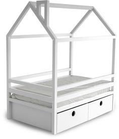 Кровать детская Дрим Box White
