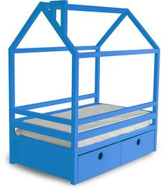 Кровать детская Дрим Box Blue
