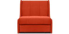 Кресло-кровать Торонто Velvet Orange
