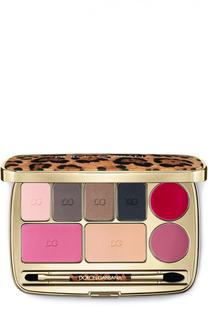 Палитра базовых тонов DGMU Beauty Voyage Dolce & Gabbana