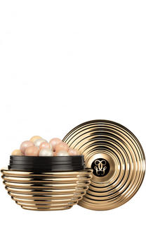 Пудра для лица в шариках Meteorites Gold Pearl Xmas Edition Guerlain