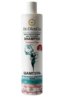 Укрепляющий шампунь DR.OLENGIN