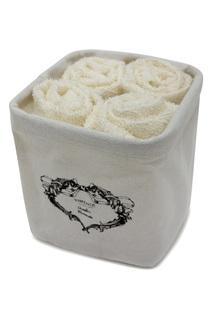 Комплект полотенец, 4 шт Daily by T