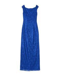 Длинное платье Moncho Heredia