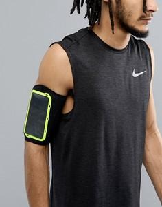 Чехол для гаджетов на бицепс Nike Evolution - Черный