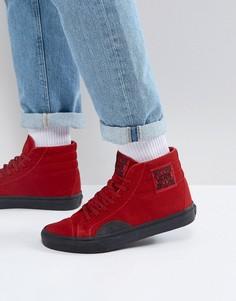 Красные кроссовки Vans Style 238 VA3JFIQVU - Красный