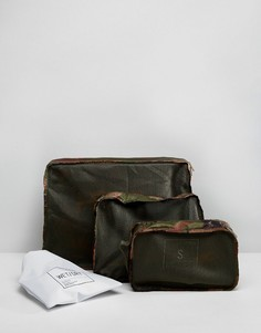 Дорожная сумка Herschel Supply Co Standard Issue - Зеленый