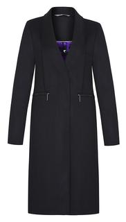 Приталенное пальто из вирджинской шерсти и кашемира Your Line