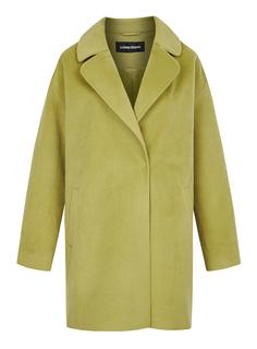 Укороченное пальто оверсайз La Reine Blanche