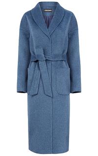 Пальто-халат с поясом La Reine Blanche
