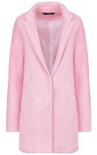 Розовое пальто Neohit
