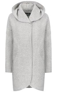 Пальто с капюшоном La Reine Blanche