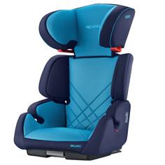 Автокресло Recaro Milano Seatfix Xenon Blue 6209.21504.66