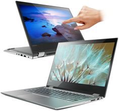 Ноутбук Lenovo Yoga 520-14IKB 80X8008VRK (Intel Core i5-7200U 2.5 GHz/8192Mb/128Gb/Intel HD Graphics/Wi-Fi/Cam/14/1920x1080/Windows 10)