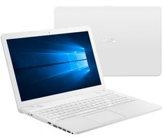 Ноутбук ASUS VivoBook Max X541UV-DM1402T White 90NB0CG2-M20460 (Intel Core i5-7200U 2.5 GHz/4096Mb/500Gb/DVD-RW/nVidia GeForce 920MX 2048Mb/Wi-Fi/Bluetooth/Cam/15.6/1920x1080/Windows 10)