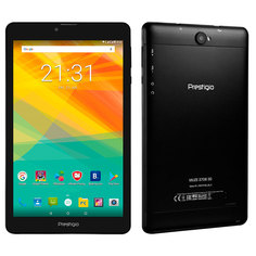 Планшет Prestigio Muze 3708 3G PMT3708 (Quad Core 1.3 GHz/1024Mb/8Gb/3G/Wi-Fi/GPS/Cam/8.0/1280x800/Android)