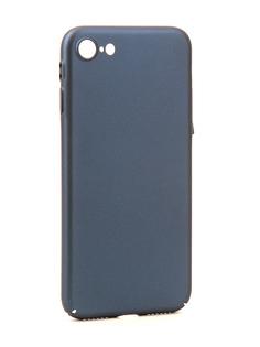 Аксессуар Чехол Neypo Soft Touch для APPLE iPhone 8 / 7 Dark Blue ST3340