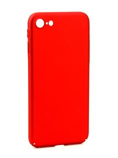 Аксессуар Чехол Neypo Soft Touch для APPLE iPhone 8 / 7 Bordo ST3315