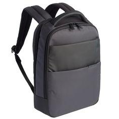 Рюкзак Samsonite 14.1 Qibyte Laptop Backpack Dark Grey-Black 16N-09004