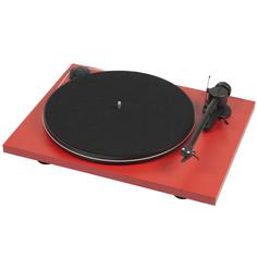 Проигрыватель виниловых дисков Pro-Ject Essential II Phono USB Matt Red
