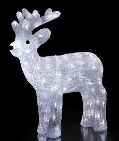 Новогодний сувенир Neon-Night Северный олень 513-270