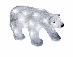 Новогодний сувенир Neon-Night Медведь 24-LED 513-315