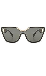 Солнцезащитные очки prada plaque - Prada