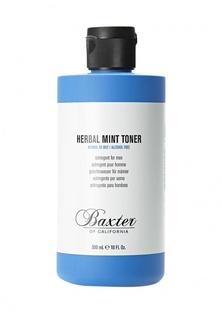 Тоник для лица Baxter of California Очищающий Herbal Mint Toner Очищающий Herbal Mint Toner