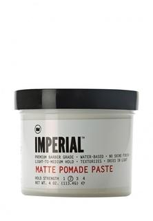 Паста для укладки Imperial Barber Matte Pomade Paste