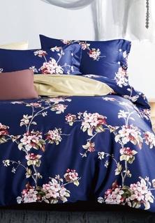 Комплект постельного белья Bellehome Ночное цветение