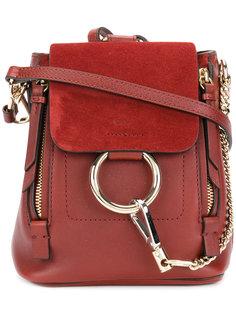мини рюкзак Faye Chloé